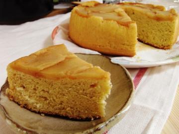 081115りんごケーキ