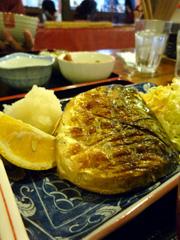 熊本市北部の居酒屋 武膳 徳王店でお得な定食ランチ。