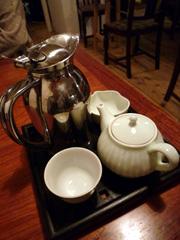渡辺通のカフェ cocon(ココン)で和スイーツ。