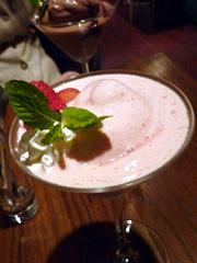 下通りのchocolate&cocktail BAR Septy glassでスイーツカクテル♪
