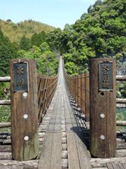緑いっぱい!氷川町の立神峡公園で森林浴♪