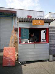 江越のcafe VENJI(カフェベンジー)でタコスをテイクアウト!
