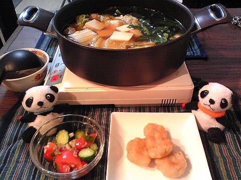鶏と大根の鍋
