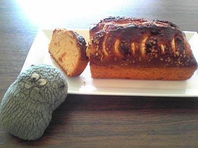 柚子パウンドケーキ