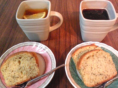 紅茶パウンド