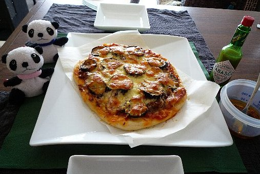 ピザのブランチ