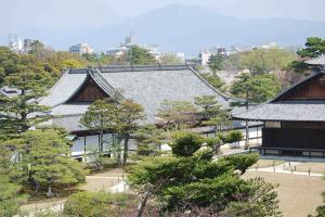京都・二条城本丸
