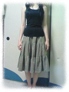 美恵ママ作品 スカート