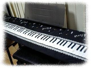 ピアノカバー1