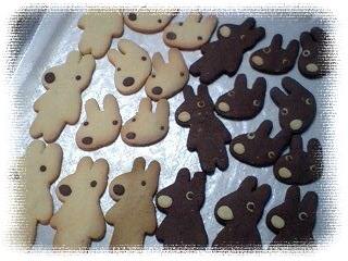 リサガス クッキー
