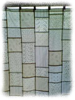 小窓カフェカーテン