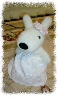 リサ ウエディングドレス