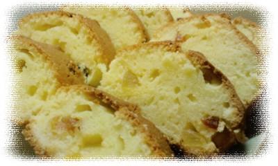 フルーツパウンドケーキ2