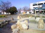 弁天山公園水場1