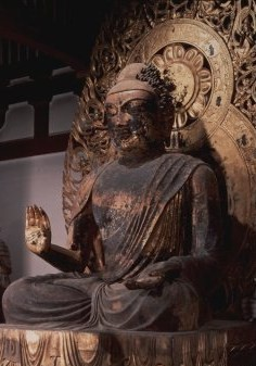 当麻寺弥勒仏
