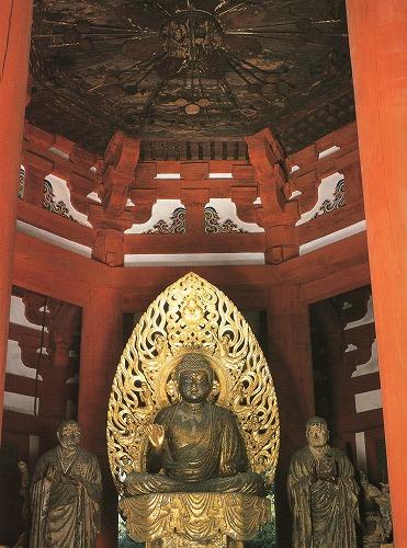 北円堂仏像