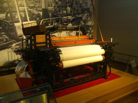 G式自動織機