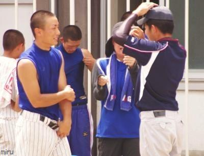 市川VS敬愛学園6