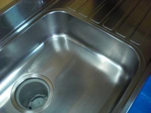 奈良県 水回り ハウスクリーニング 掃除 シンク