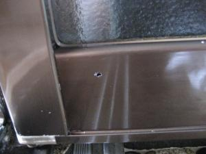 奈良 ハウスクリーニング 浴室 水垢