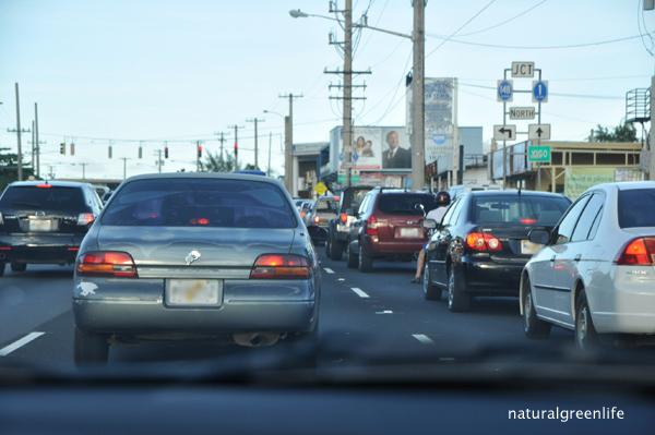 guamの交通