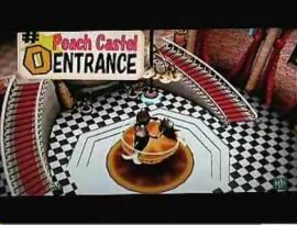 幻の任天堂技術デモ「Peach's Castle」