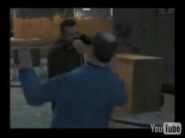 【GTA4】映画のワンシーン?ベスト殺害シーンを集めてみた