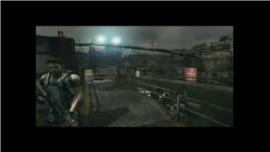 『バイオハザード5』プレイムービー第1弾 油田での戦い