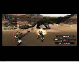 MHP2G 武神闘宴を6分51秒でクリア