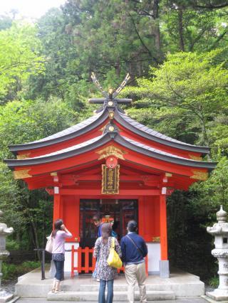 箱根神社‐4