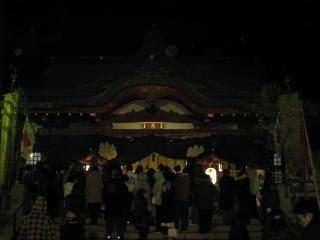 来宮神社初詣-2