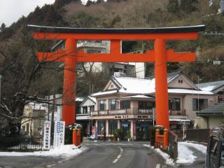 箱根神社‐1