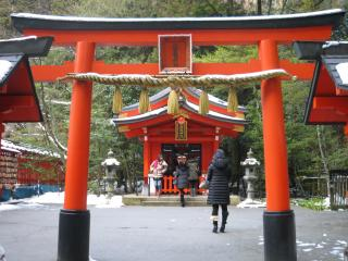 箱根神社‐7