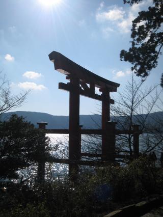 箱根神社‐12