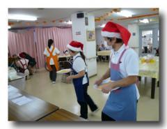 クリスマス喫茶002