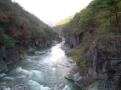 竜王の滝⑦