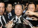 小沢代表代行が幹事長就任を受諾