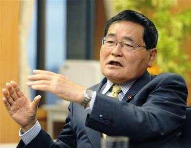 亀井静香国民新党党首
