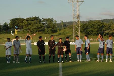 TDKSC対横浜FC