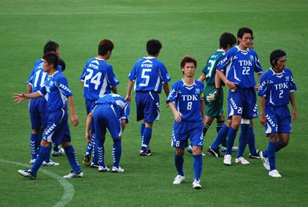 2009JFL後期Vファーレン長崎戦15