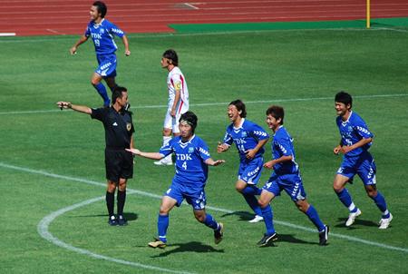 2009JFL後期TDKSCvsアルテ高崎12