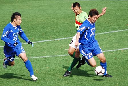 091018 JFL後期TDKvsFC刈谷08