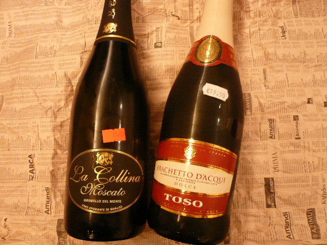 Vino rosso & bianco