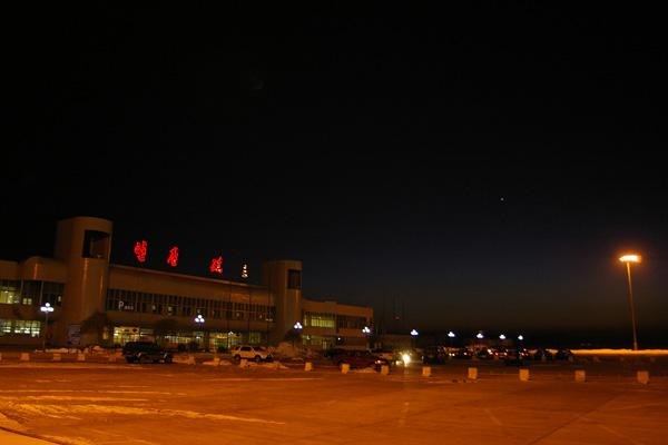 延吉機場1