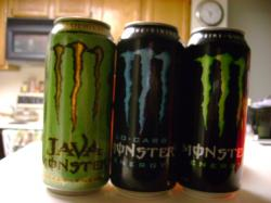 monster drink
