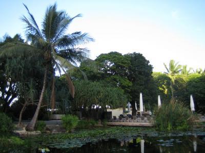 ヘイマン島 朝の風景