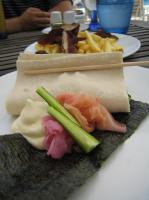 sushi-style