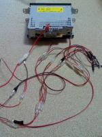 LED配線つなぎ