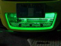 LEDチューブ設置