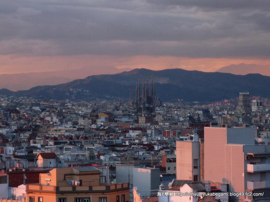 海と壁紙 デスクトップ用壁紙 無料ダウンロード スペイン